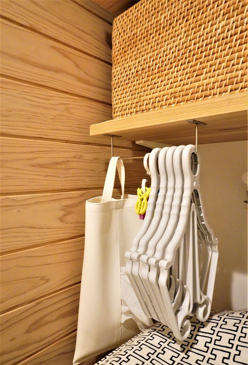 セリアグッズで洗濯スペース改善9