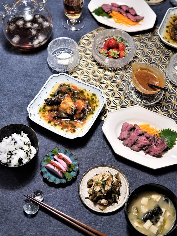 【スコープ別注】東屋「木瓜角皿」使いやすい♪ちょい深さが餡かけによき♪