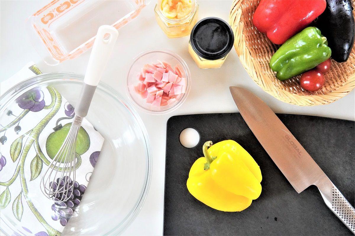 塩レモンケークサレ材料2