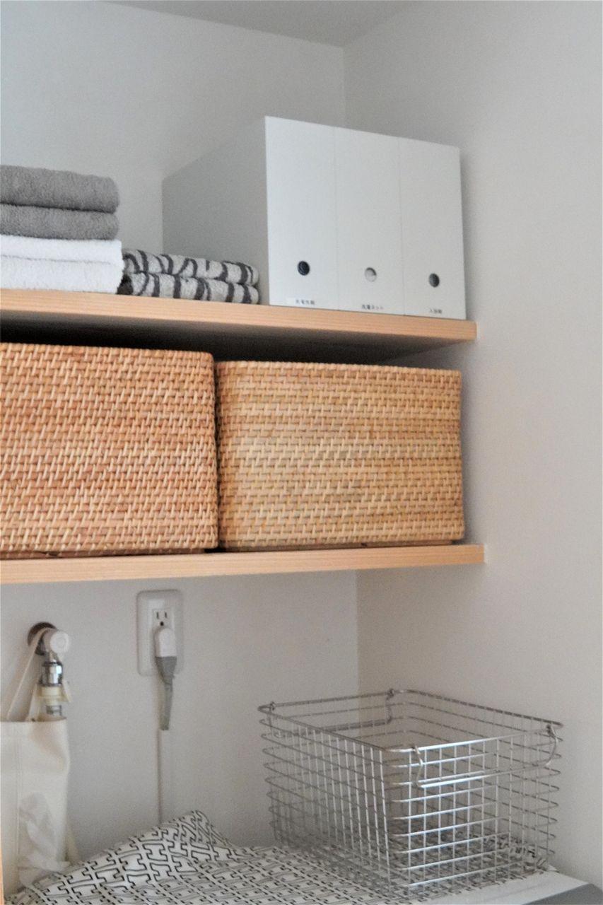 洗濯収納12