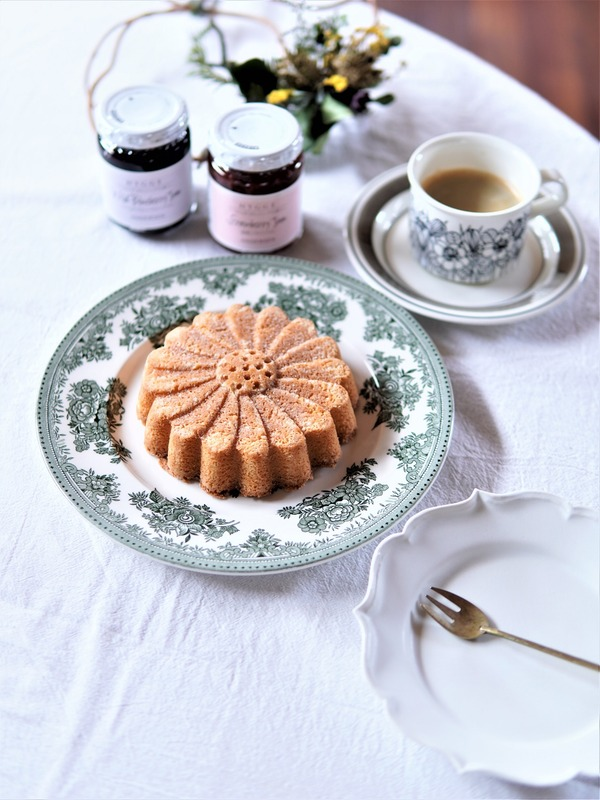 マーガレットケーキ3