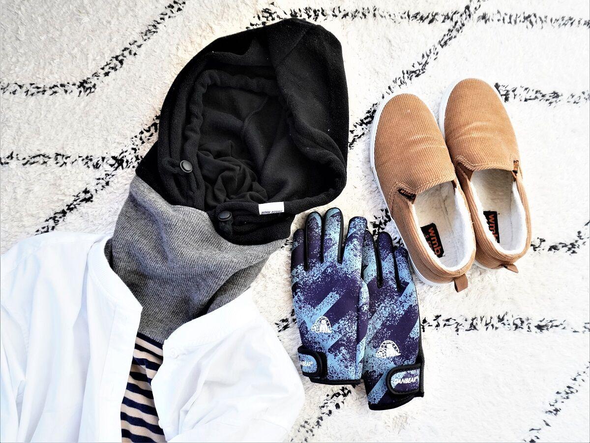 ワークマン手袋10