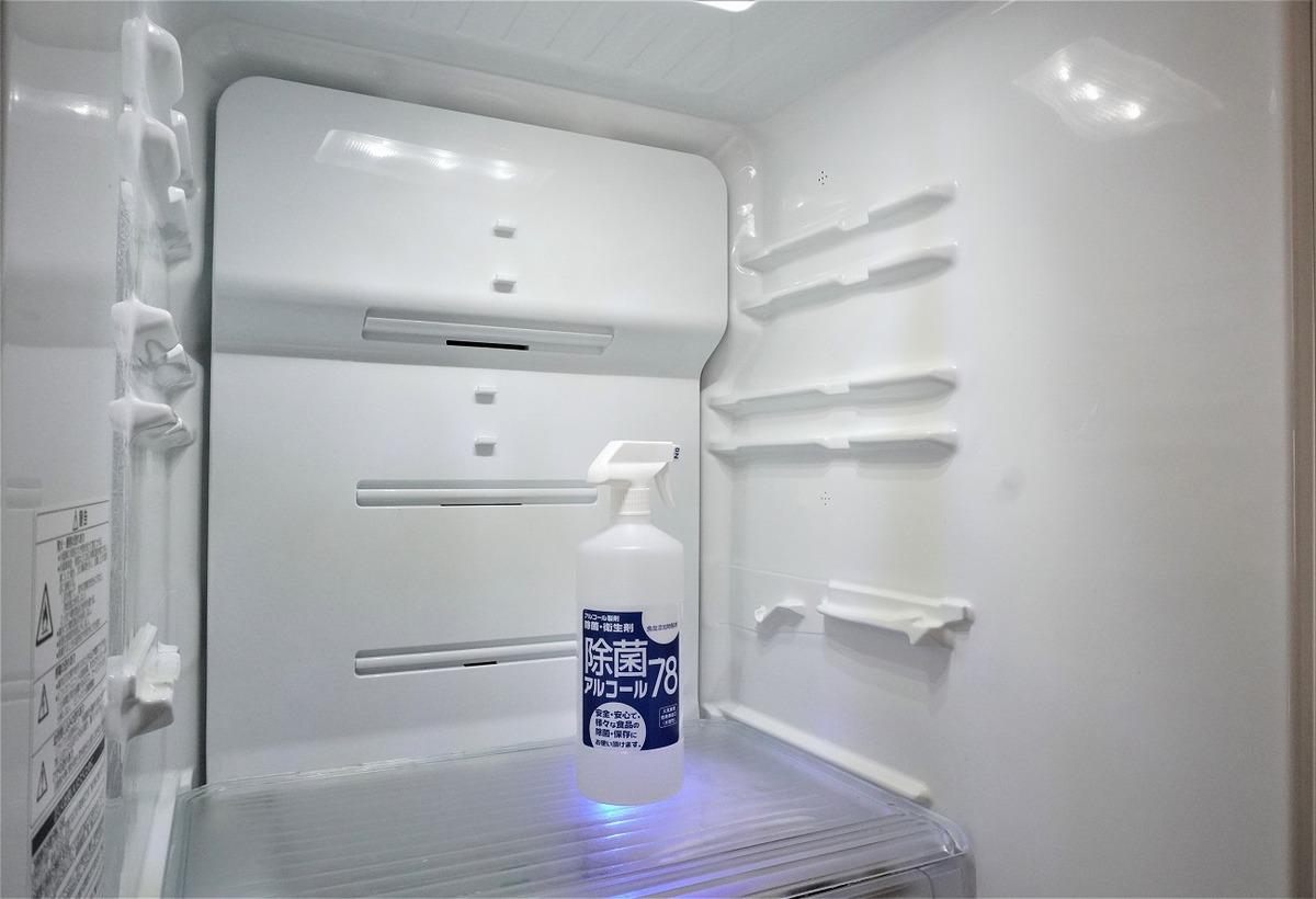 ニトリ冷蔵庫整理トレー7