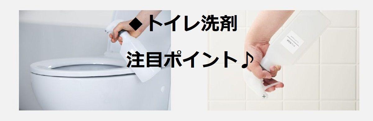 トイレ洗剤1