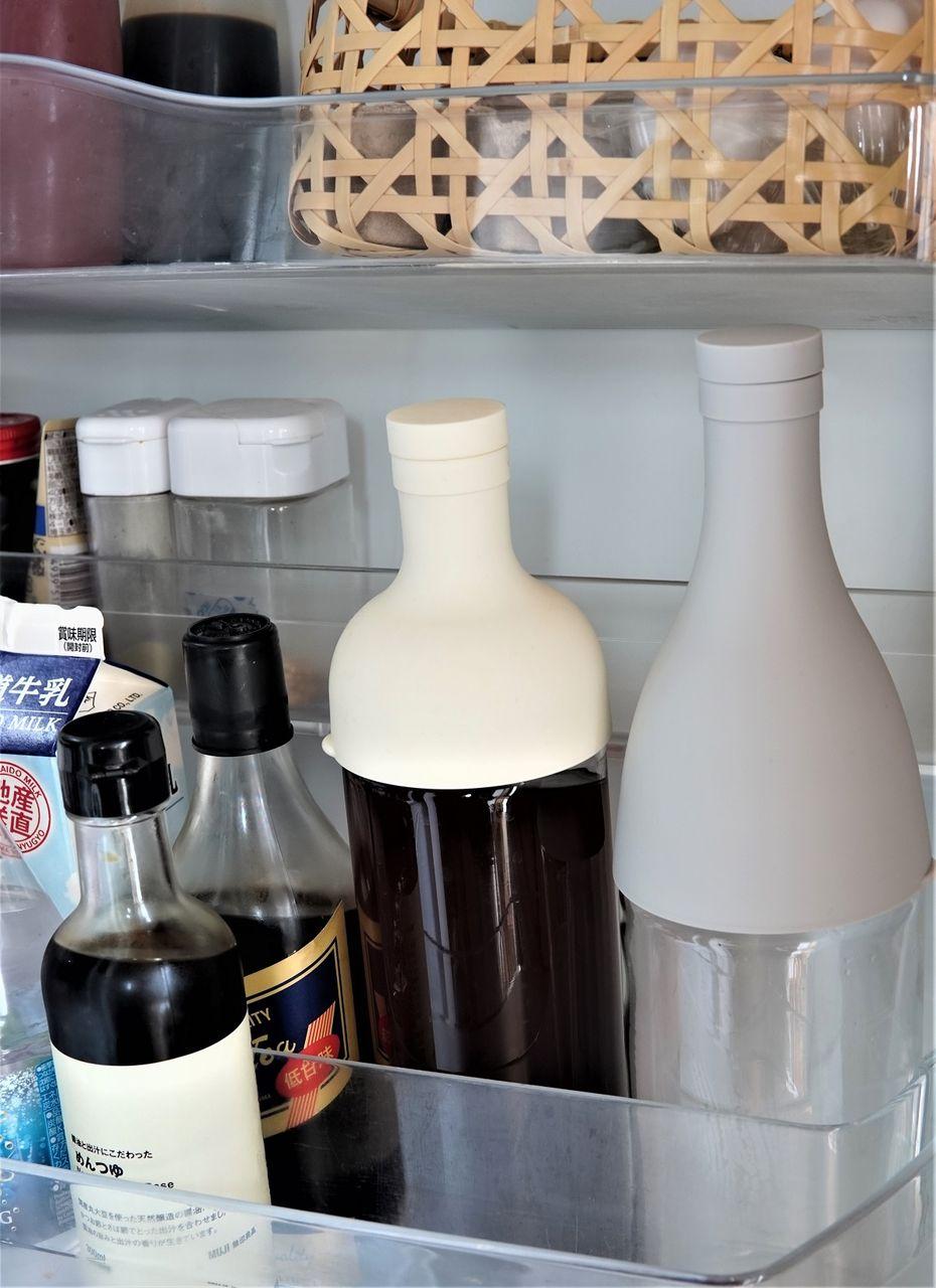 ハリオ フィルターインボトル 冷蔵庫収納