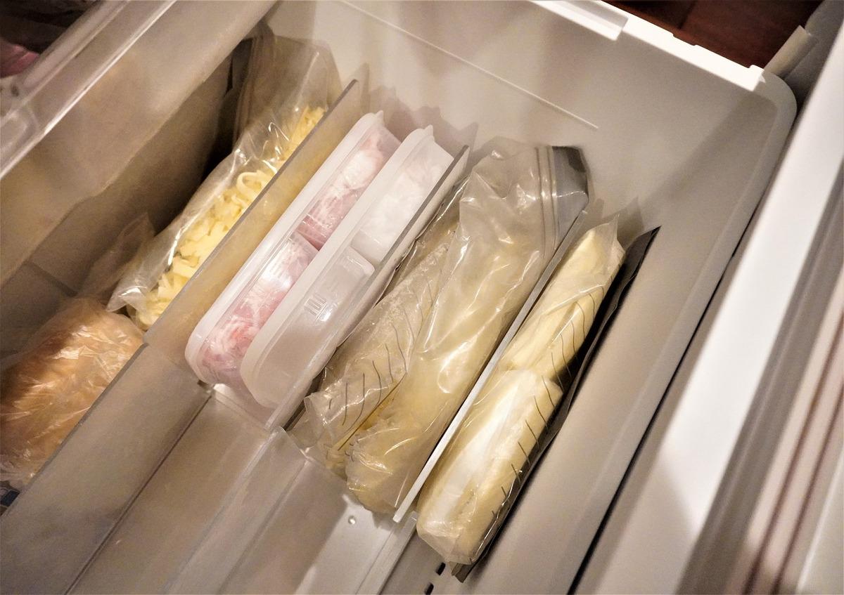 お肉冷凍法7