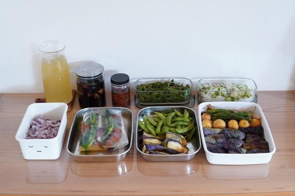 【家事貯金】きゅうりの大量消費法&試行錯誤してたどり着いた夏の作り置き常備菜!