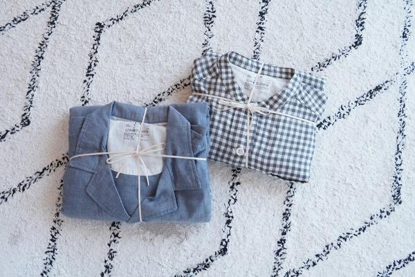 【無印良品】夫大絶賛のこだわりパジャマ!寝苦しい夜に最適なのは長袖!?