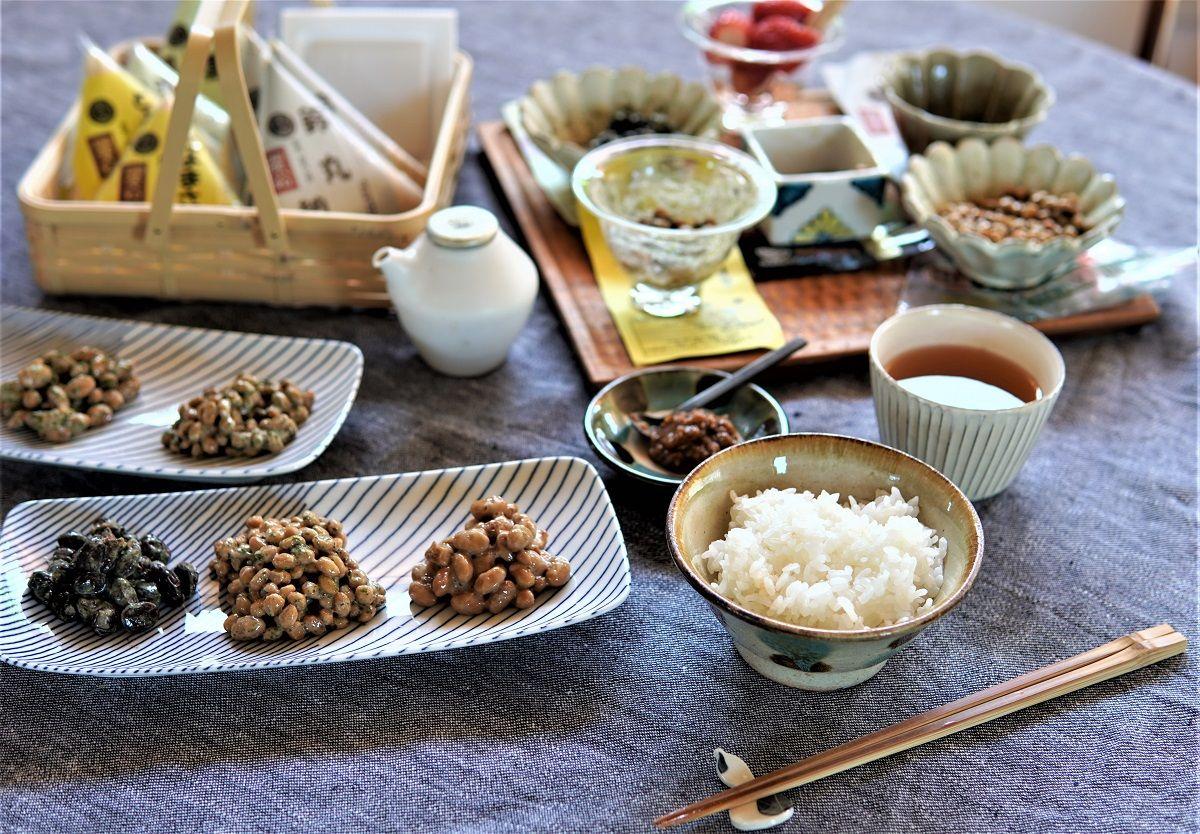 納豆食べ比べ6