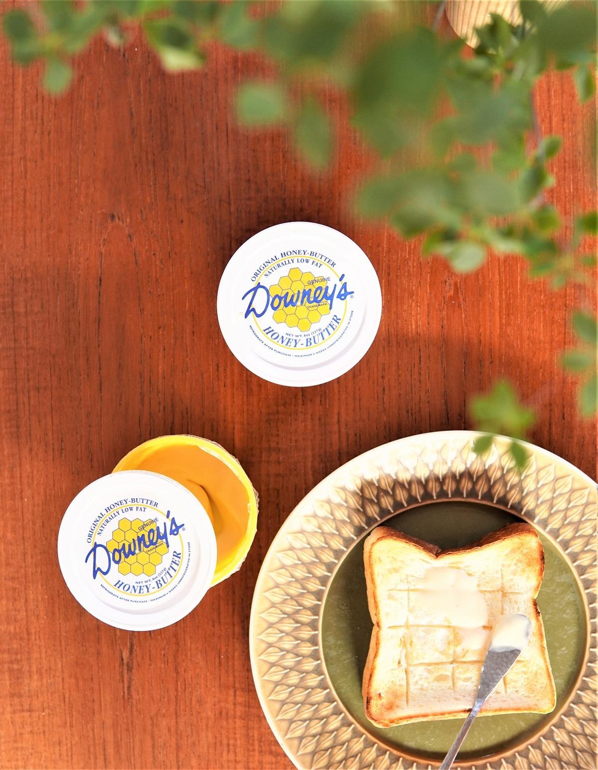 コストコはちみつバター