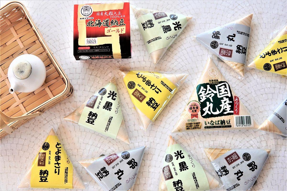 納豆食べ比べ2