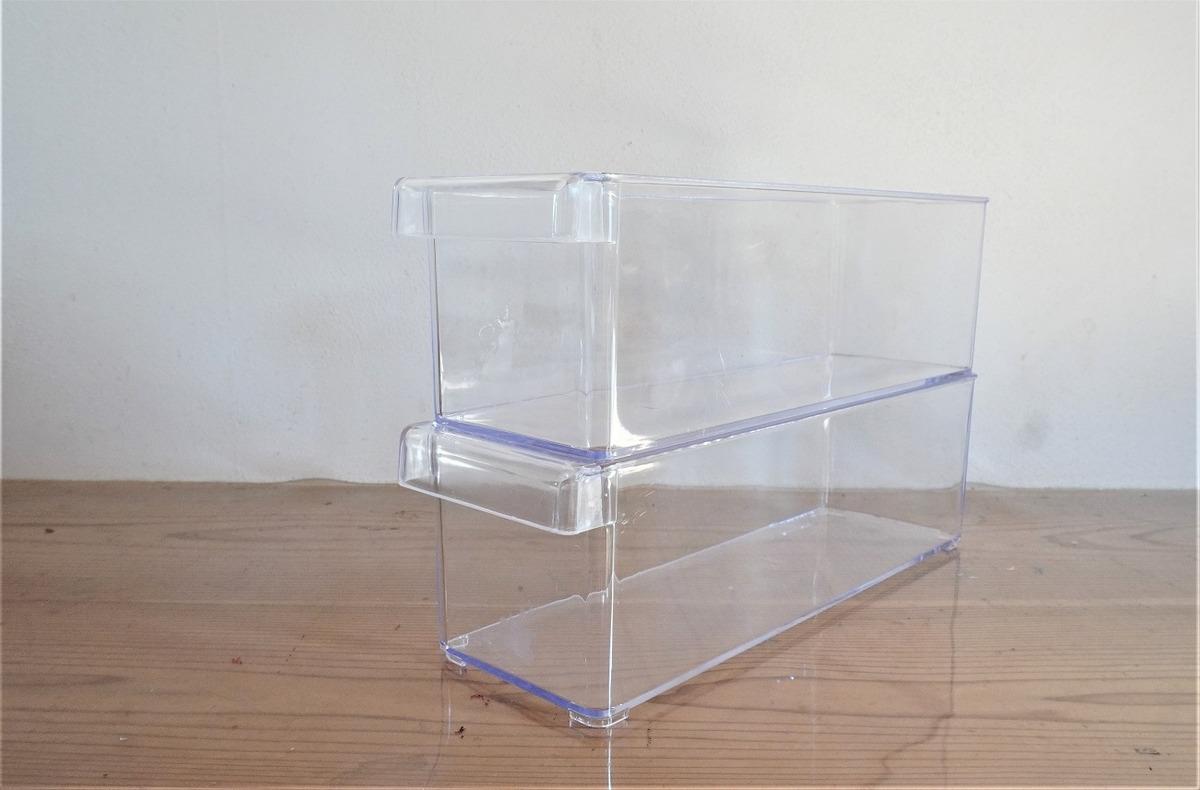 ニトリ冷蔵庫整理トレー4