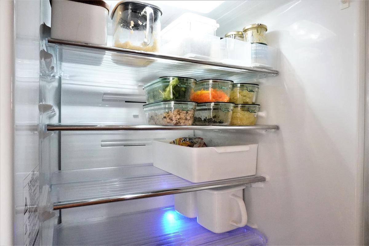 ニトリ冷蔵庫整理トレー8