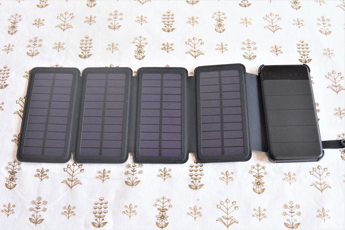 モバイルバッテリー5
