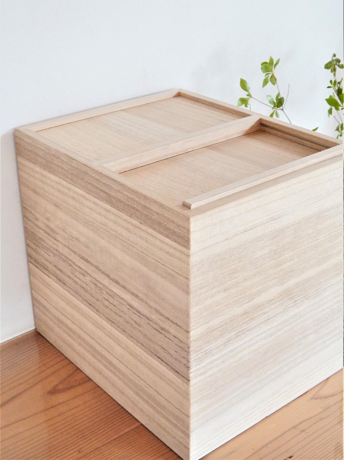 米びつ珪藻土10