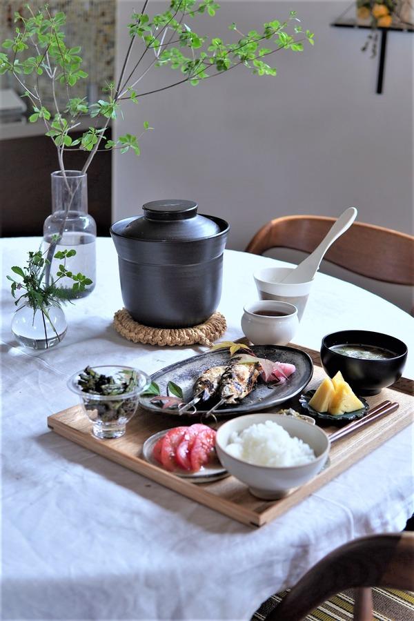【やめた家事】長年愛用のごはん鍋を悩んだ末に思い切って変えた理由。
