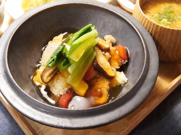 余りご飯活用レシピ!中華のおこげがおいしくて感動~の晩御飯♪