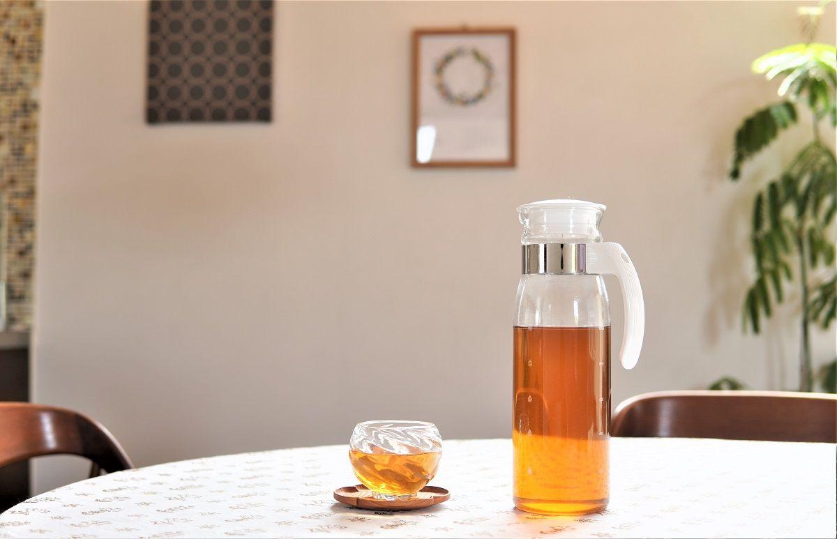 ニトリ麦茶10