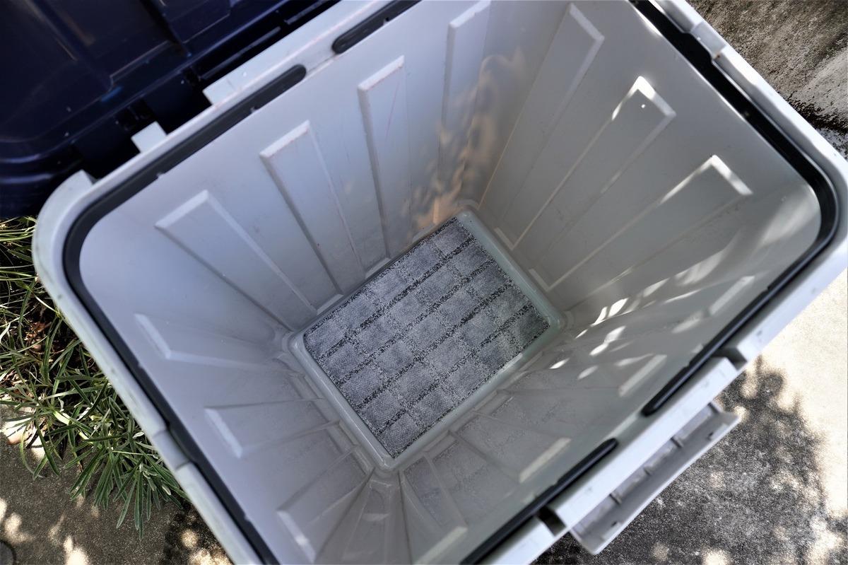 ニトリゴミ箱脱臭シート10