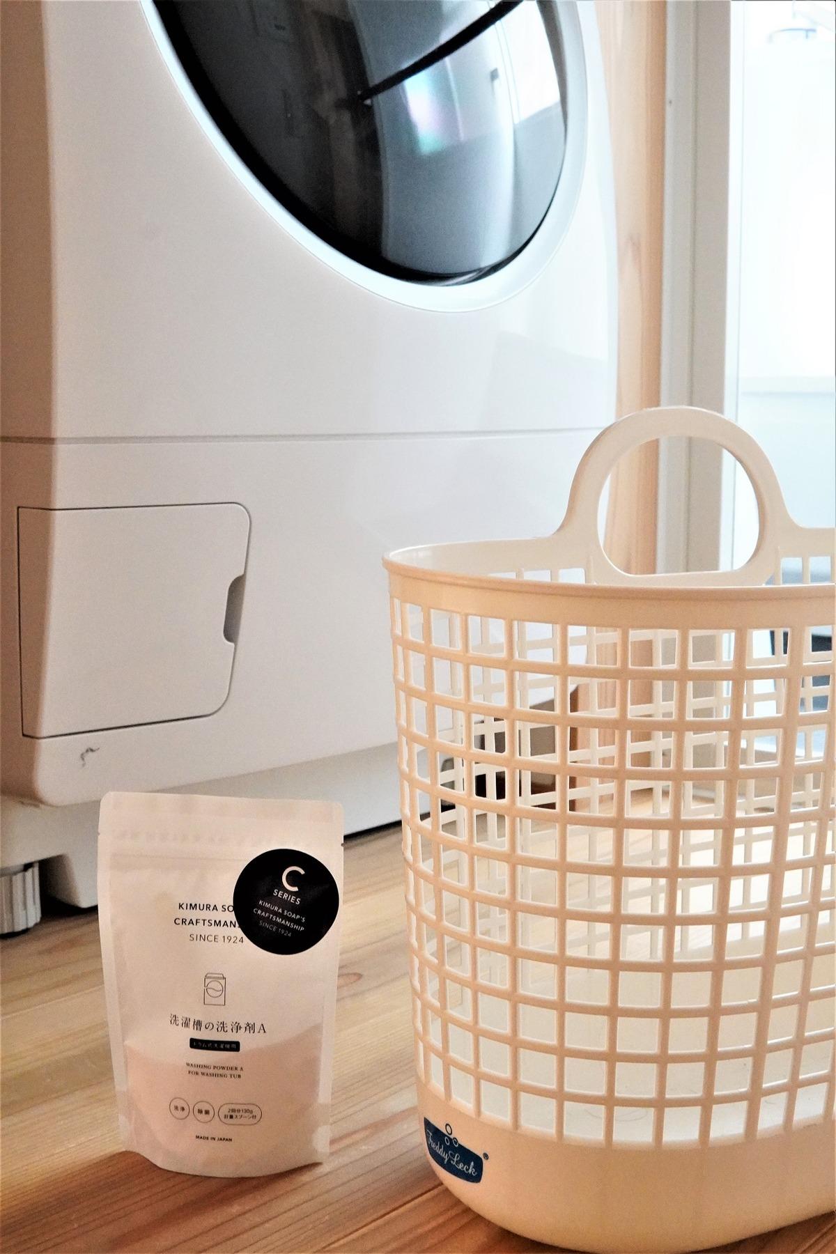 洗濯槽の洗浄剤6
