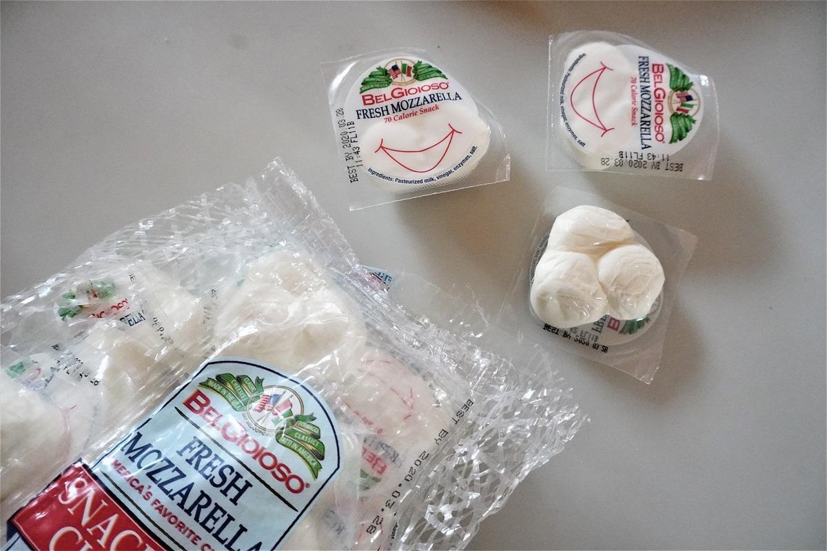 コストコモッツァレラチーズ2