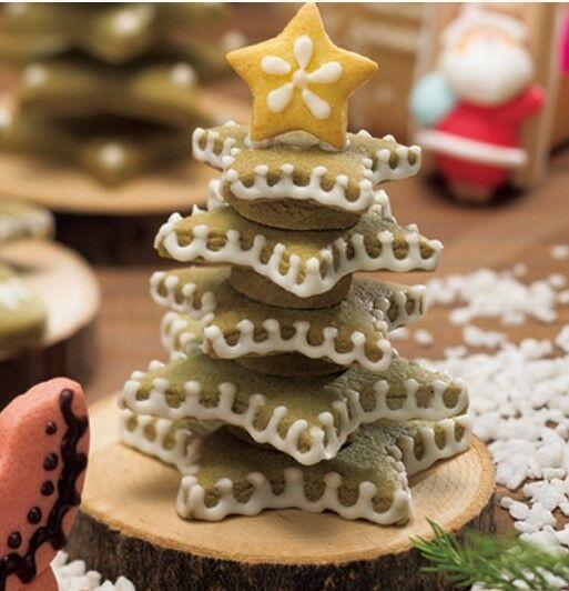 組み立てクッキー
