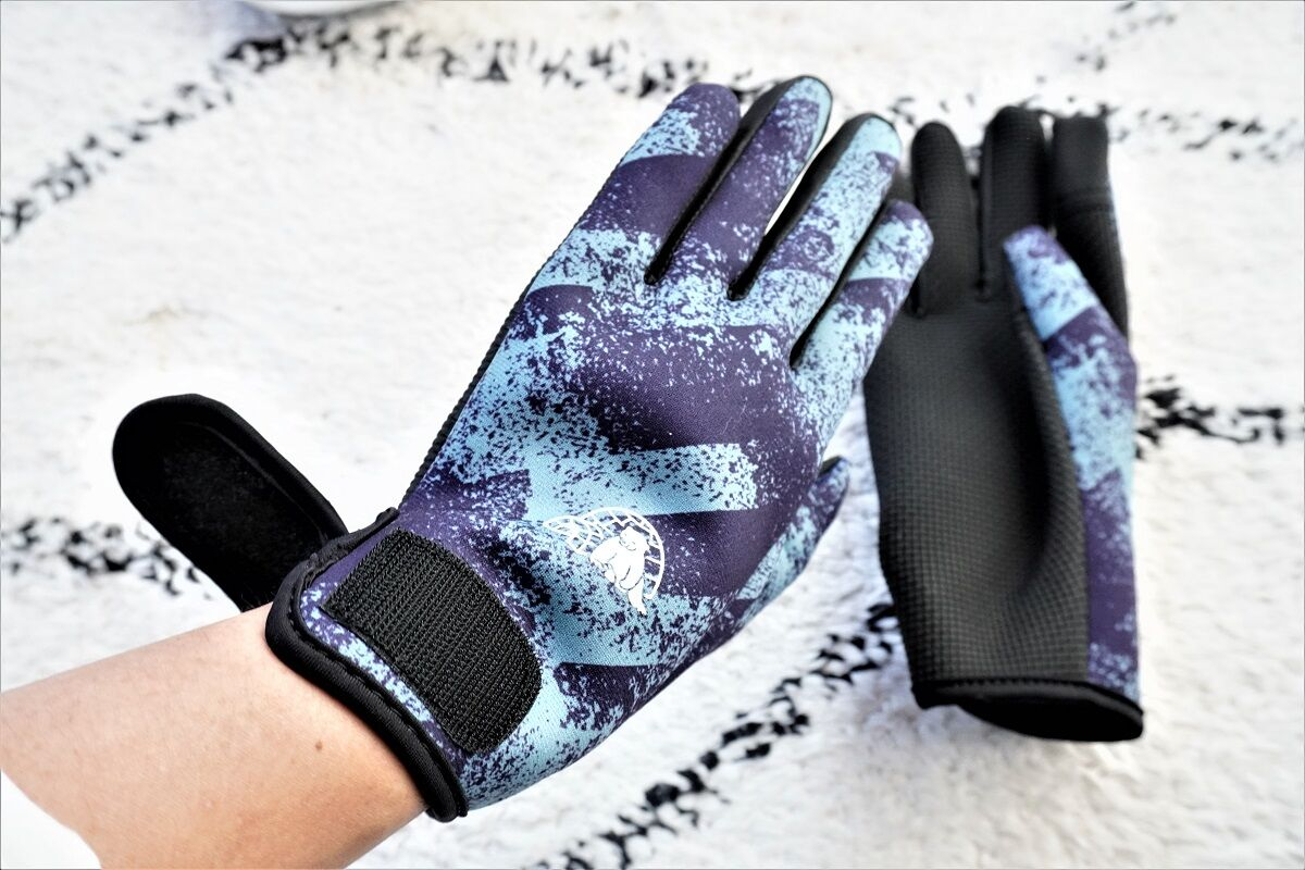 ワークマン手袋4