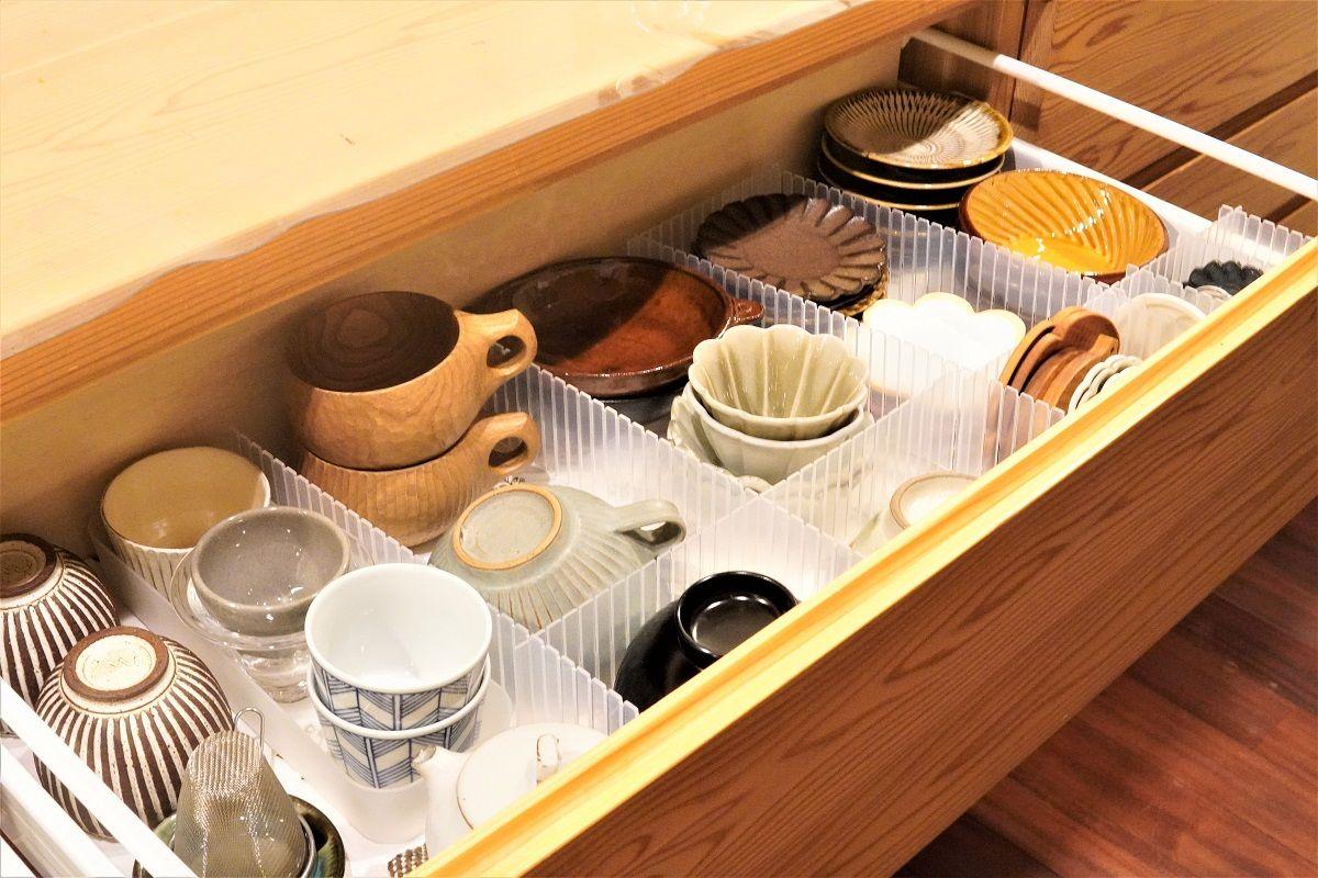 食器棚整理8