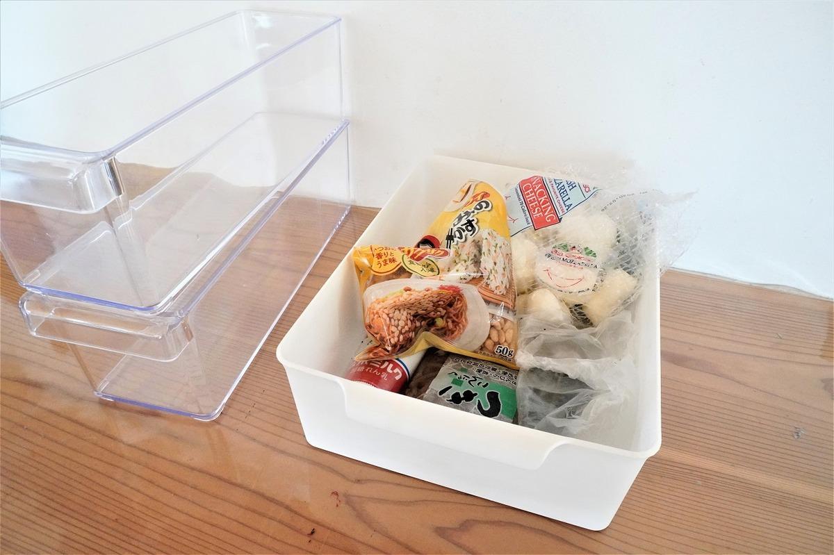 ニトリ冷蔵庫整理トレー9