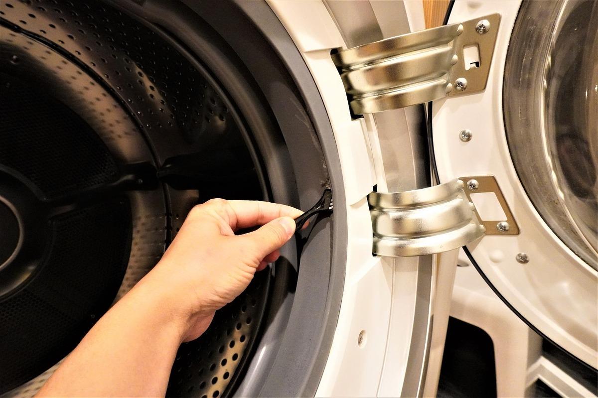 洗濯機掃除-4