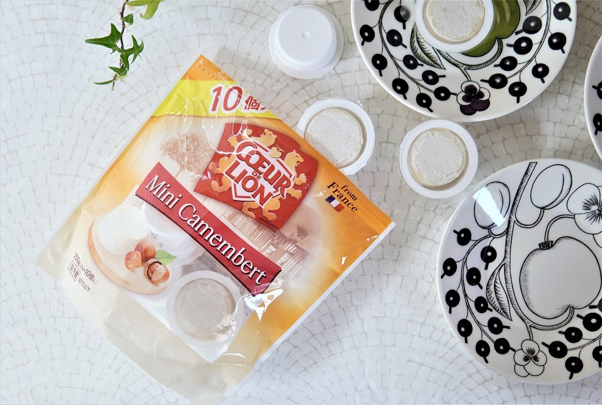 コストコチーズ4