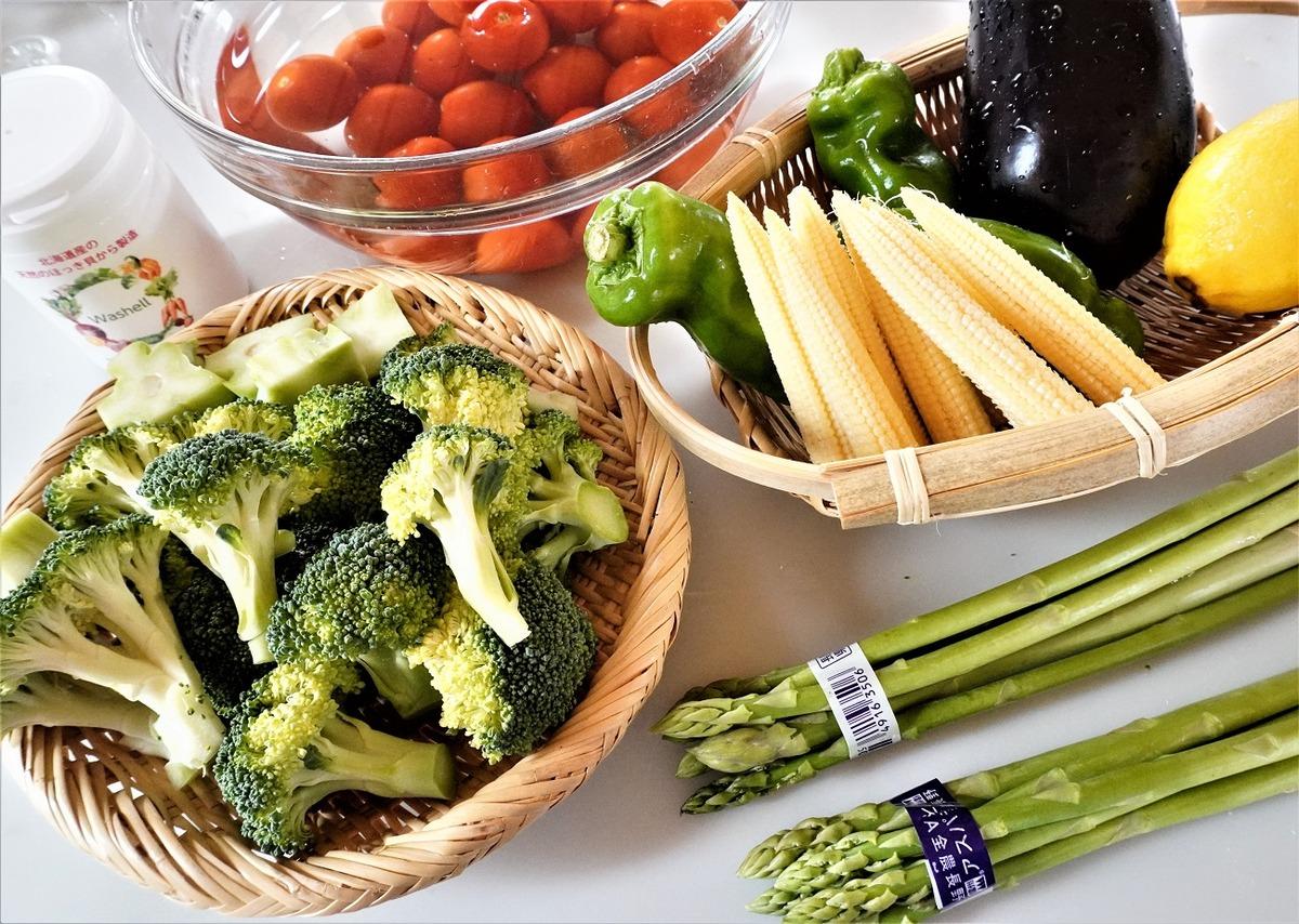野菜の洗剤8