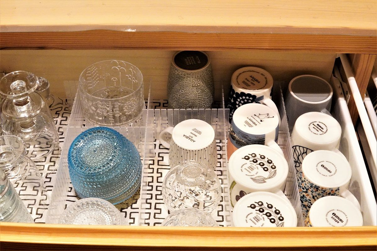 食器棚整理9