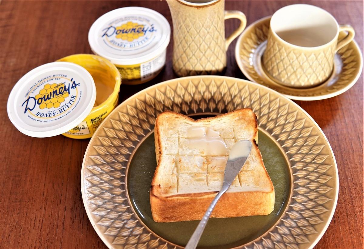 コストコはちみつバター2