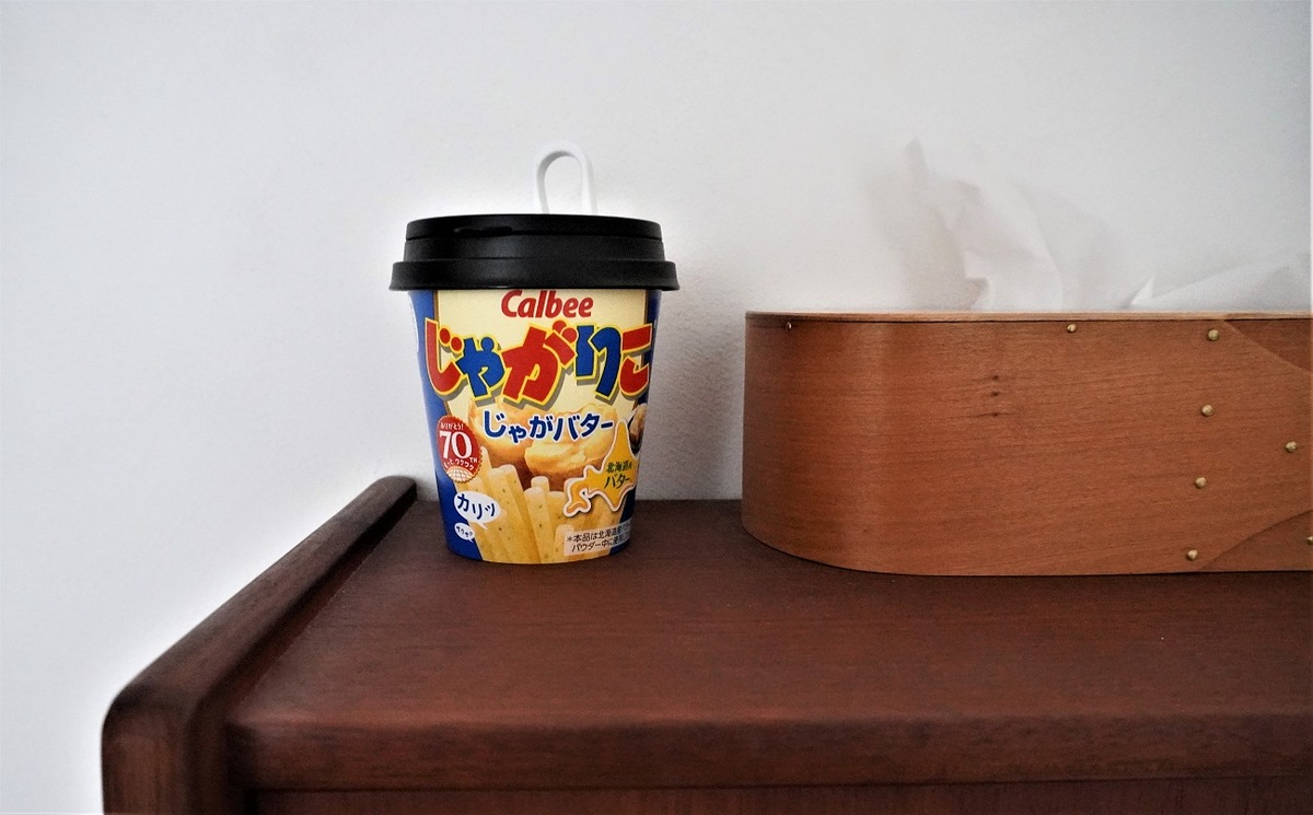 カップお菓子のフタ3