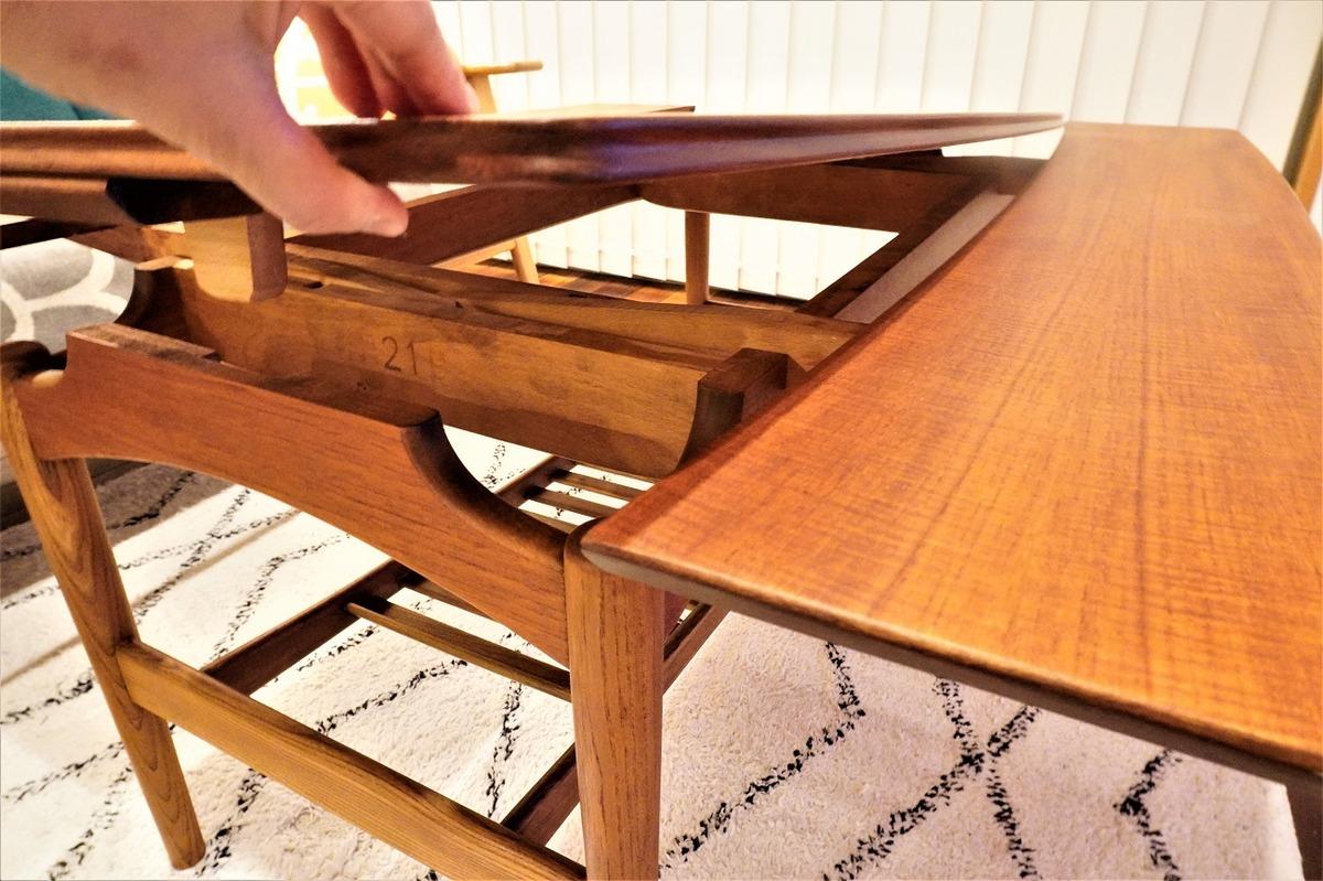 カフェテーブル11