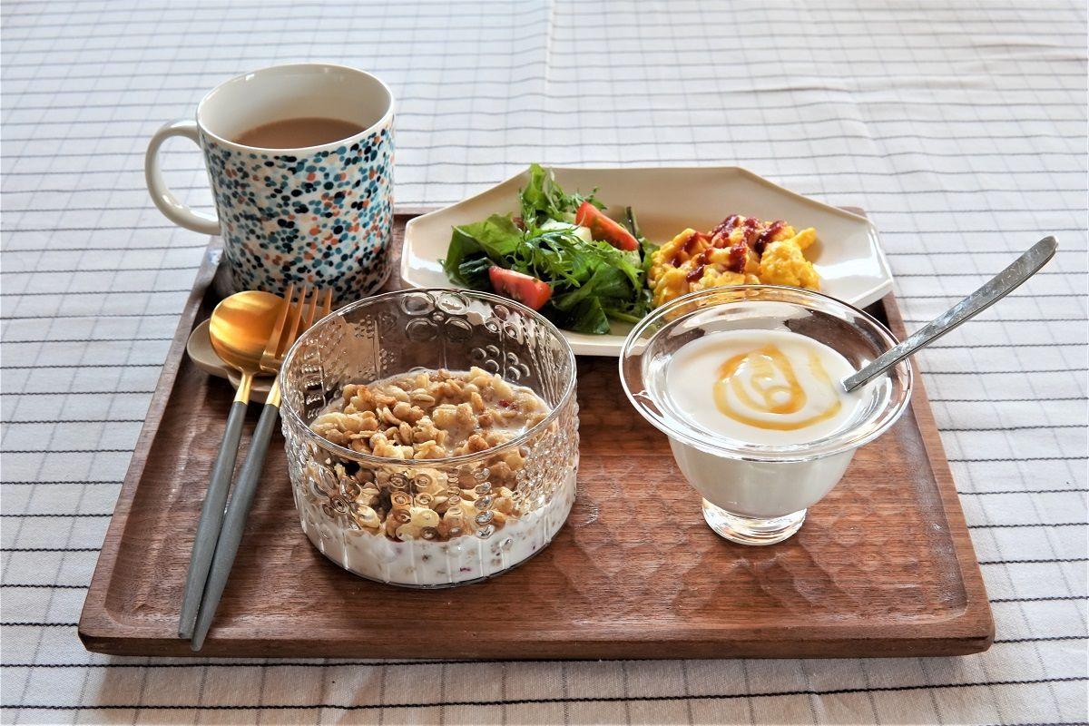 朝食ヨーグルト2