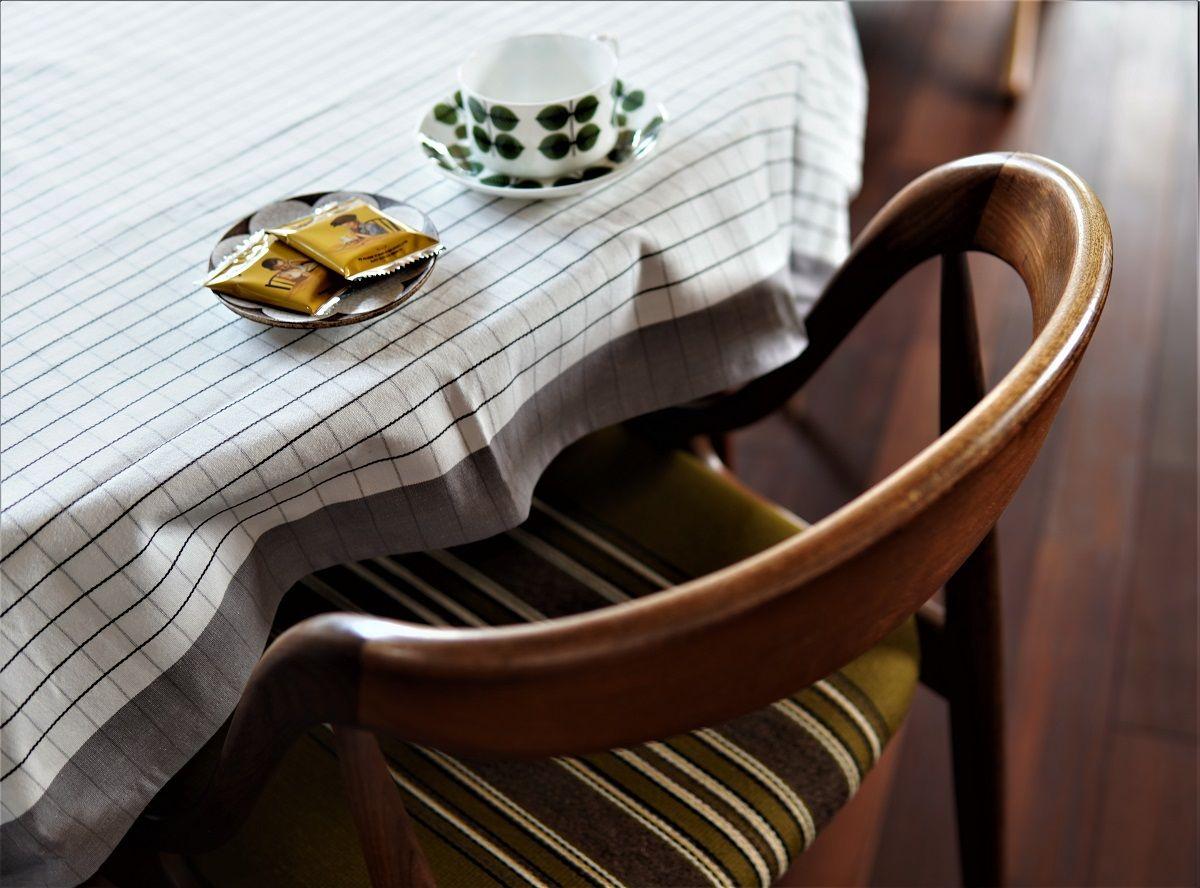 イケアテーブルクロス おうちカフェ2