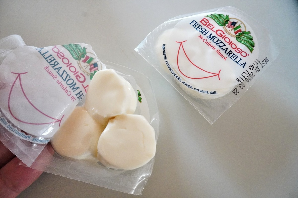 コストコモッツァレラチーズ3
