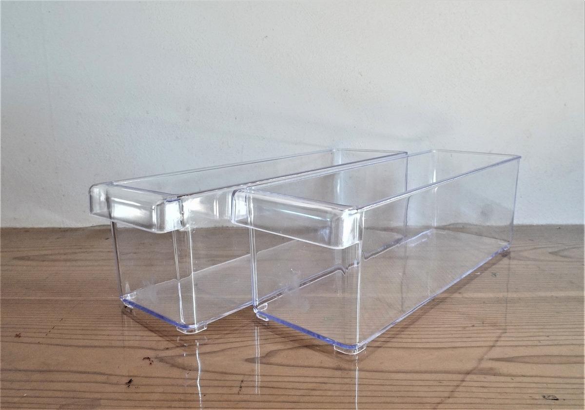 ニトリ冷蔵庫整理トレー3