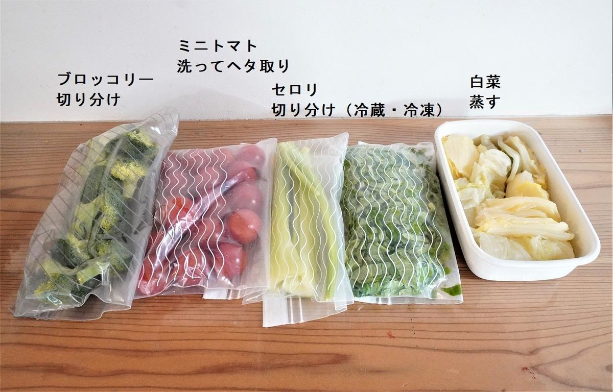 常備菜10 - コピー