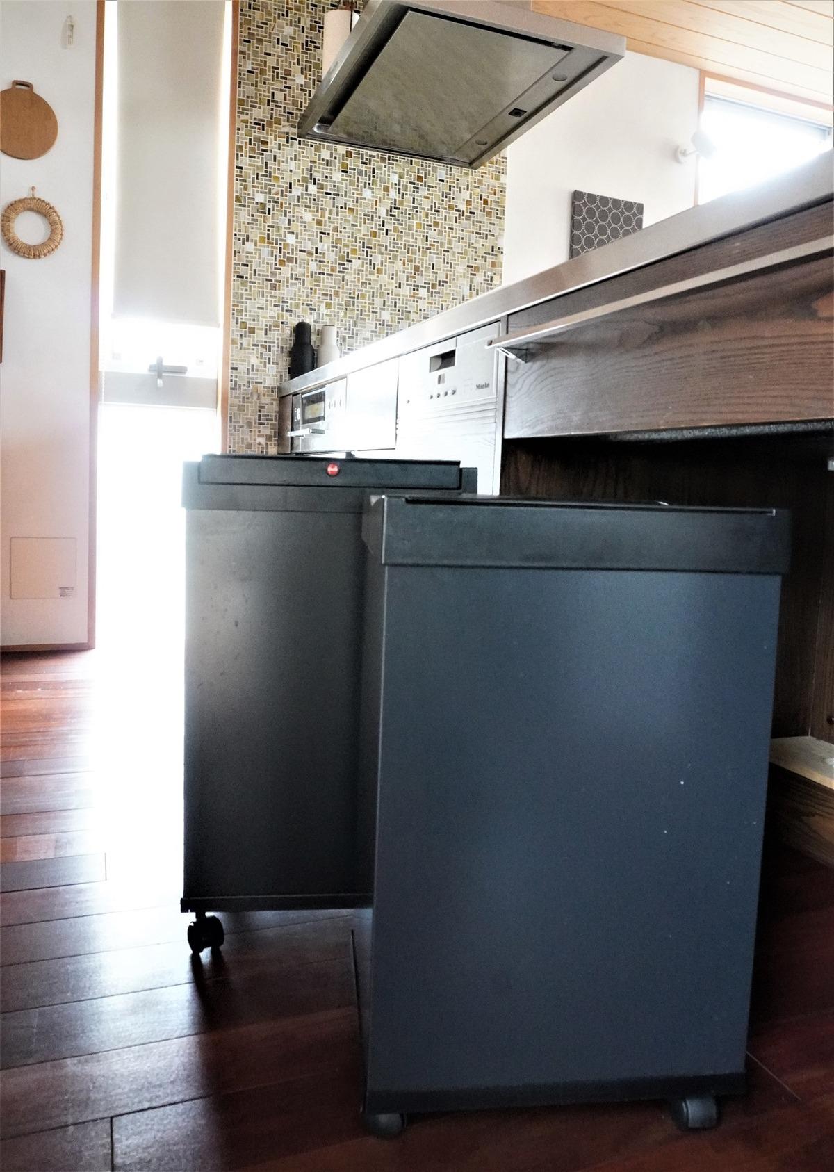 キッチンごみ箱
