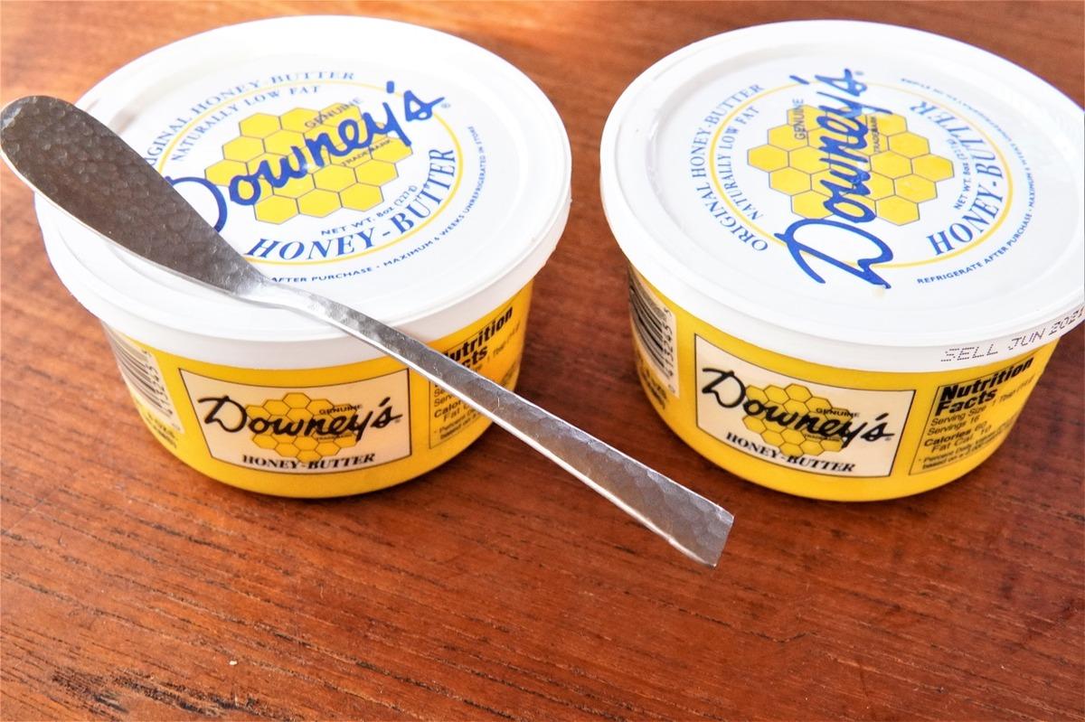 コストコはちみつバター4