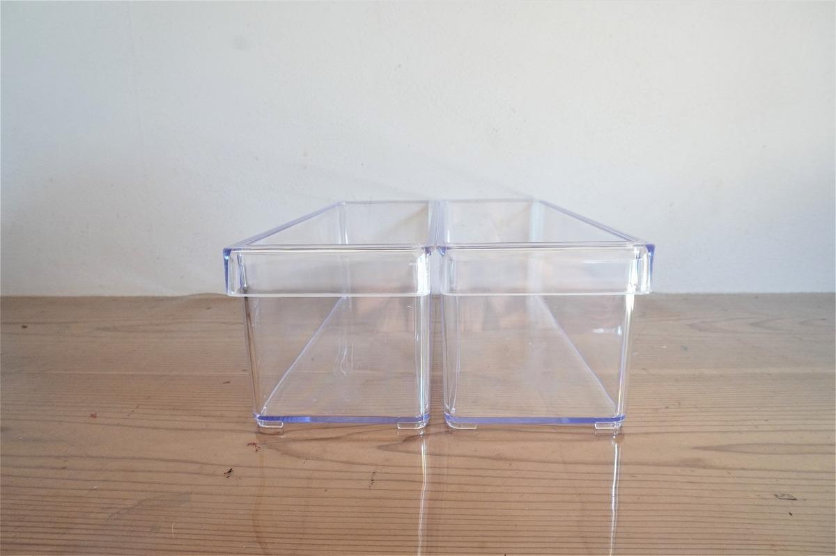 ニトリ冷蔵庫整理トレー2