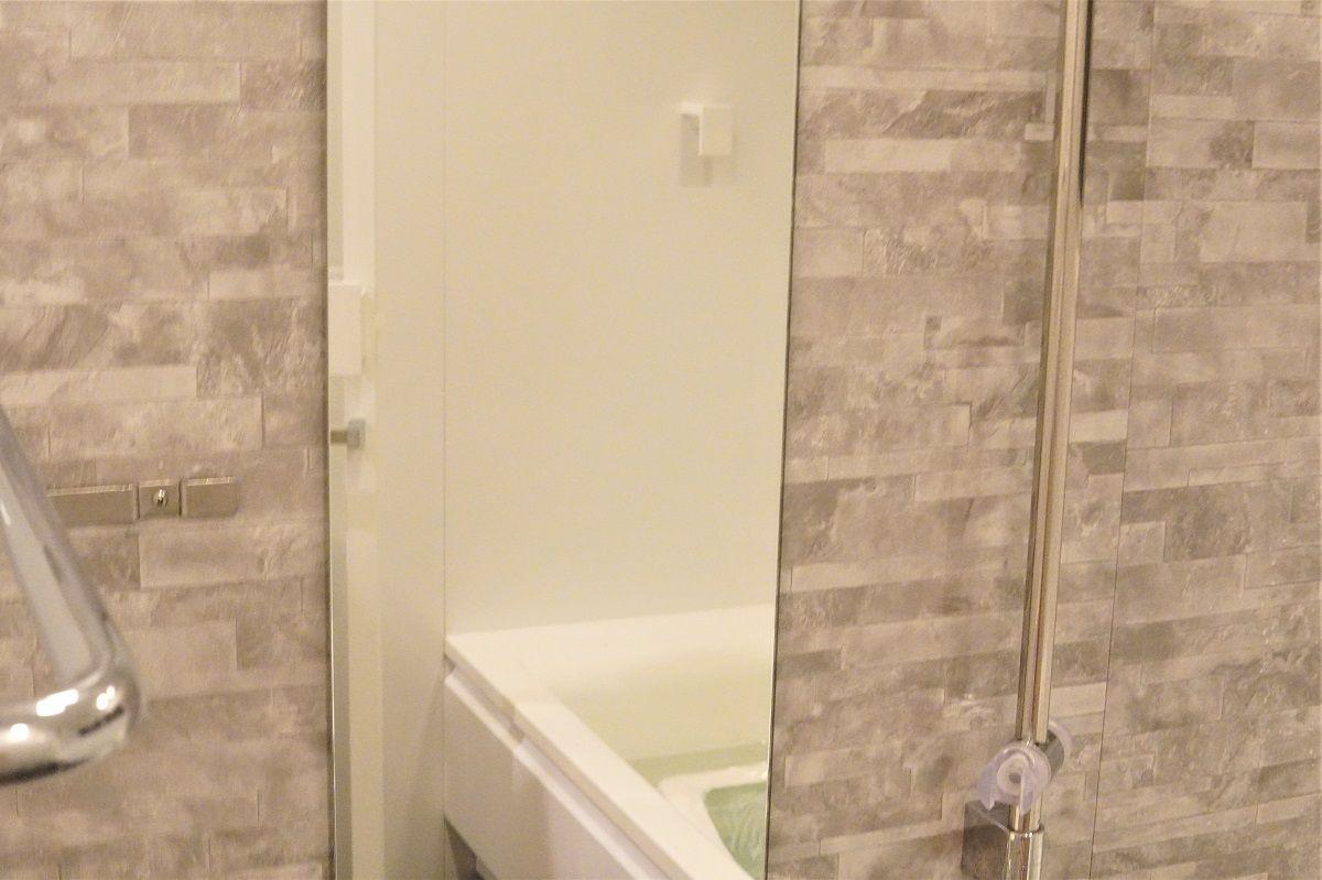 お風呂大掃除7