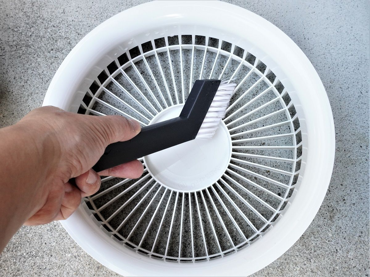 扇風機掃除5