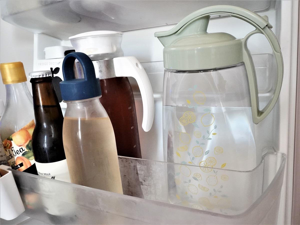 ハーブティー冷水筒8