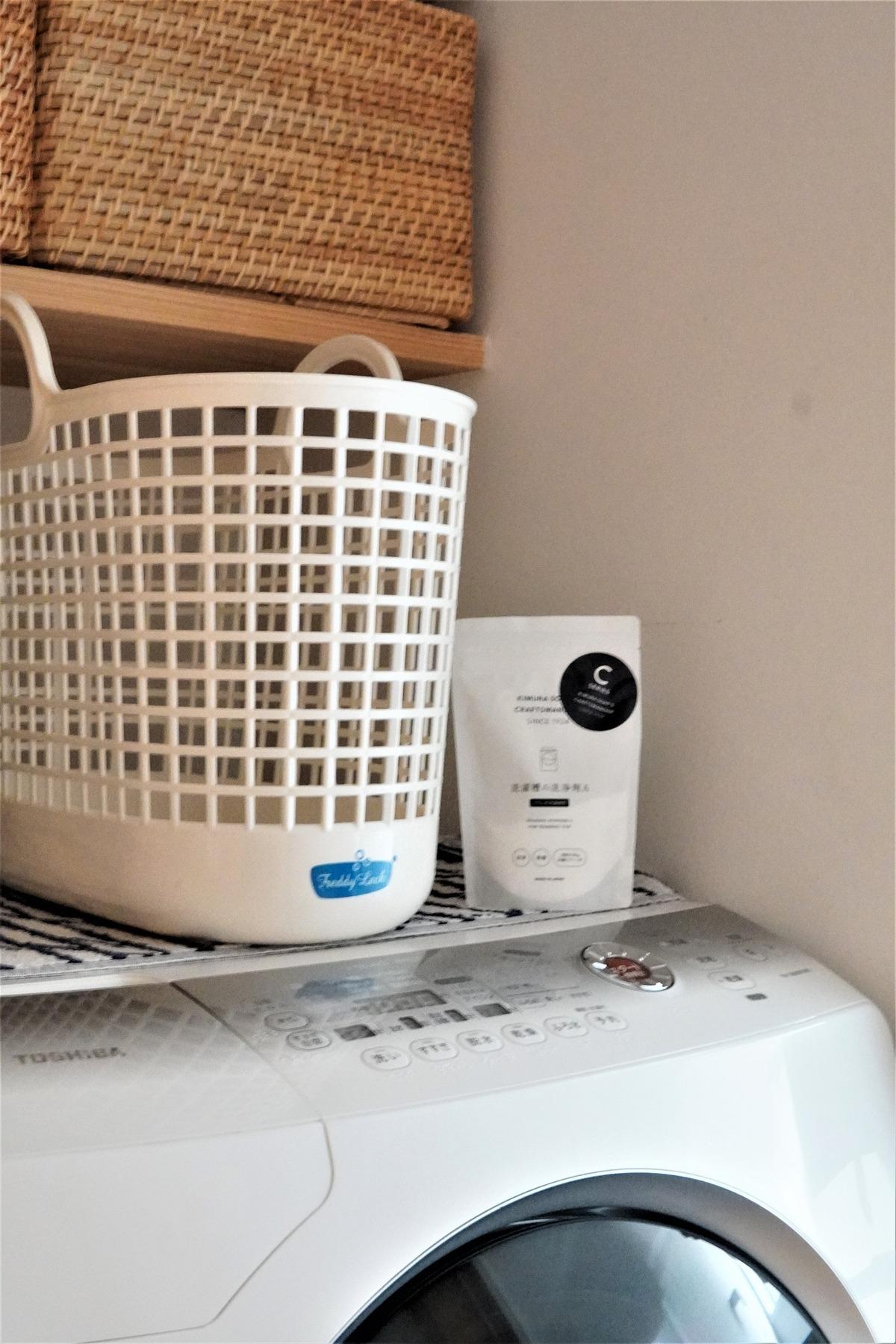洗濯槽の洗浄剤5