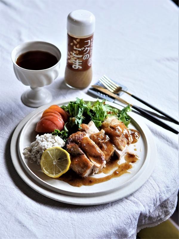 【業務スーパー】ダイエット料理にも使える♪コクうま♡ノンオイルドレッシング!