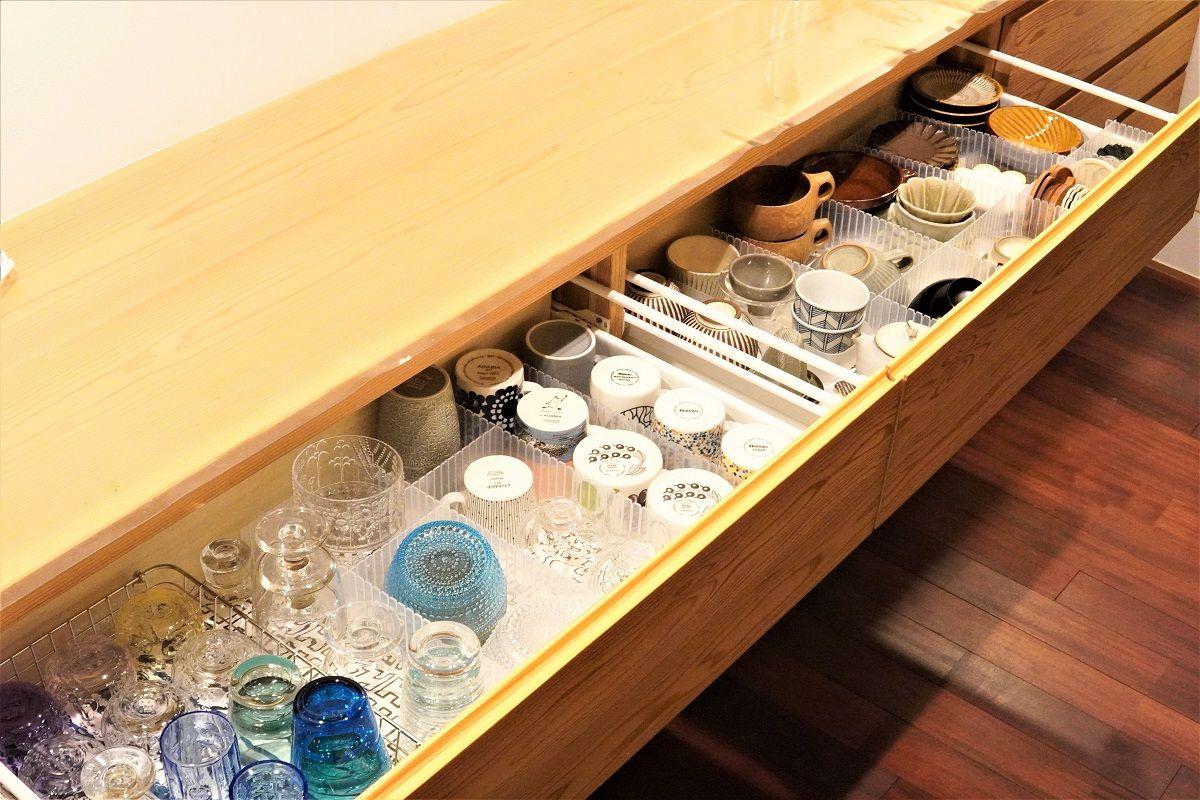 食器棚整理4